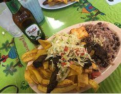 Fritanga con Toña - Nicaragua