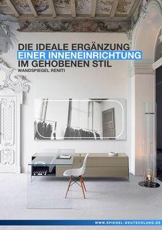 Trend Der Wandspiegel Circulus mit seinem besonderem Design Wandspiegel Pinterest