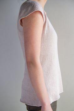 Circular Yoke Summer Shirt   Purl Soho