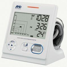 A&D UA-855 Blood Pressure Monitor
