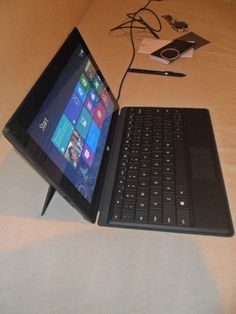 Chegou meu novo Surface Pro!! Laptop, Electronics, Laptops, The Notebook