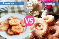 Palmeritas -VS- Rosquillas
