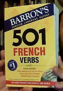 Amazon.com: 501 French Verbs: with CD-ROM (Barron's Foreign Language Guides) (9780764179839): Christopher Kendris, Theodore Kendris: Books