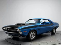 1970 Dodge Challenger ....