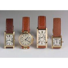 Vintage Cartiers