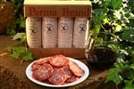 Great Italian meats - Parma Sausage in the Strip District