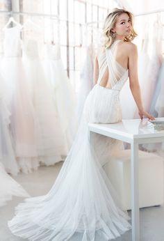 Blush by Hayley Paige Spring 2018 Dawson Wedding Dress
