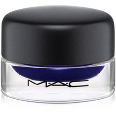 Mac Fluidline, 0.1 oz ($17) ❤ liked on Polyvore featuring beauty products, makeup, eye makeup, waveline, liquid eye liner, liquid eyeliner, long wear makeup, mac cosmetics and mac cosmetics makeup