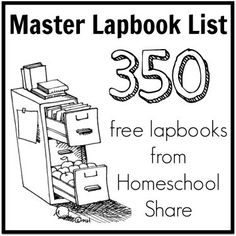 35 Free Lapbook templates (booklets) Download printable