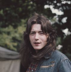 Rory Gallagher - Early '70s by Michael Putland