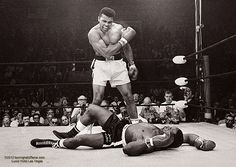 Greatest One Punch Knockouts in Boxing History. ALi vs Liston 2nd