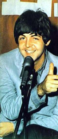 S. J. Paul McCartney approves