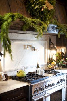 Ashley Gilbreath Interior Designs kitchen featured in Julep Magazine