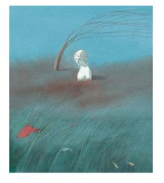 """Lisbeth Zwerger illustrates The Little Mermaid -- Seven Impossible Things Before Breakfast  """"More from Lisbeth Zwerger"""""""
