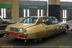 Citroen SM Maserati - Opera