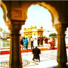 Golden Temple, India