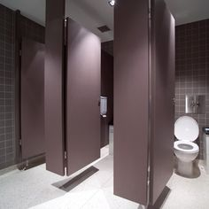 ceiling mount toilet cubicles - Google Search