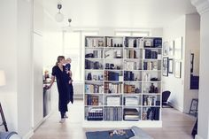 Nice deco in the Stockholm home of bloggerJulia Brukroken & family | Photo by Linda Alfvegren for Swedish online magazine The Way We Play | via Style and Create