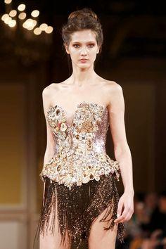Tony Yacoub, Couture Fall Winter 2013 Paris