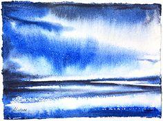 Leslie Redhead Fine Art: World Watercolor Month