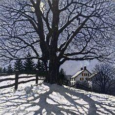 Carol Collette - Clear Winter Night