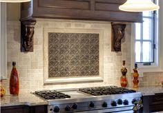 kitchen tile backsplashes | Kitchen Tile Backsplashes with Granite Countertops