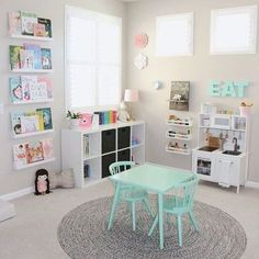 Playroom goals, righ...