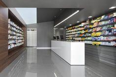 Campos Pharmacy, Póvoa do Varzim, 2012 - e 348 arquitectura