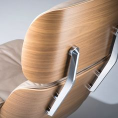 The Conran Shop has partnered with @Vitra to unveil a limited-edition #Eames Lounge Chair with an updated shell and upholstery.