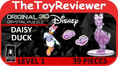 Check out this Daisy Duck Original 3D Puzzle here: https://www.youtube.com/watch?v=ec553zIjrO4