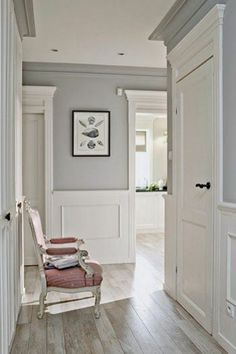 Corridor lighting - more than 120 photos for you! Hallway Decorating, Decorating Small Spaces, Home Renovation, Home Remodeling, Home Interior, Interior Design, Interior Ideas, Interior Architecture, Corridor Lighting