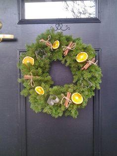 Ovikranssi Floral Wreath, Wreaths, Halloween, Home Decor, Homemade Home Decor, Flower Crowns, Door Wreaths, Deco Mesh Wreaths, Interior Design
