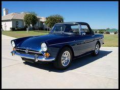 1966 Sunbeam Tiger Convertible 289 CI, 4-Speed, LAT Wheels