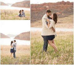 Fort Collins, Colorado Wedding Photographer | Colorado Engagement Photography | www.shutterchicphoto.com