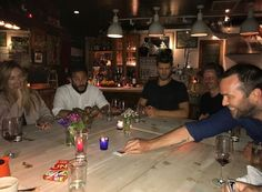 We were playing Uno. brand new for the people tonight, on Ashley Johnson Blindspot, Rob Brown, Luke Mitchell, Sullivan Stapleton, Ashley I, Sully, I Win, Tv Series, Movies