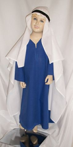 how to make shepherds costumes | While Shepherds Watched .... Nativity Costumes for your Little Star!