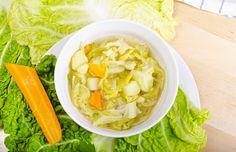 Sopa Detox de Couve Para Secar 7Kg em 10 Dias | Dicas de Saúde
