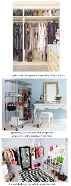 case of couture  dressing room/closet