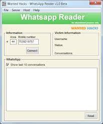 Whatsapp reader