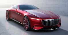 New Vision Mercedes-Maybach 6 Surfaces Online And Looks Stunning