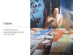 Curatorial-review for National Museum Woman in the Arts by T'Alyne  studiotalyne.com