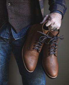 timeless design 26d04 68c78 Thursday Boots. Comfort, versatility, durability   honest pricing. Moda  Ropa Hombre,
