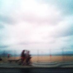 Copacabana quando chove