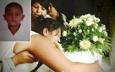 """""""No era un juego de secuestro, le sacaron los ojos"""": familiares de niño asesinado   Noticias"""