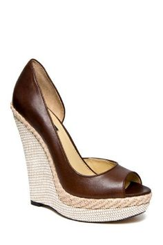 Rachel Zoe... i tried these on in black and they are Oh so fabulous <3