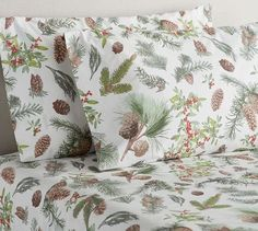 This Fern Pottery Barn Bedding Would Fit Right In If It
