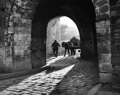 viα whileatsea: (Castle gate) (Epirus region, NW Greece) by Costas Balafas Greece Photography, Art Photography, Rare Photos, Old Photos, Castle Gate, Frederic, Bad Picture, Black N White, Black And White Photography