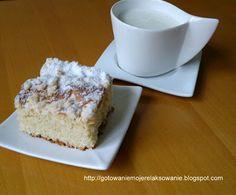 Gotowanie -  moje relaksowanie...: Ciasto drożdżowe leniwej gospodyni
