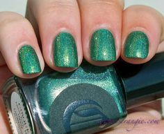 Scrangie: Cirque Colors Lonesome George (only available online?)