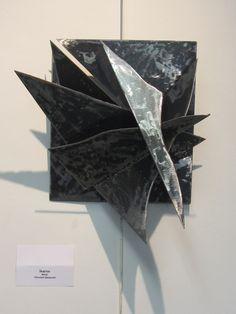 """Ikaros"", métal, Vincent Queuvin"